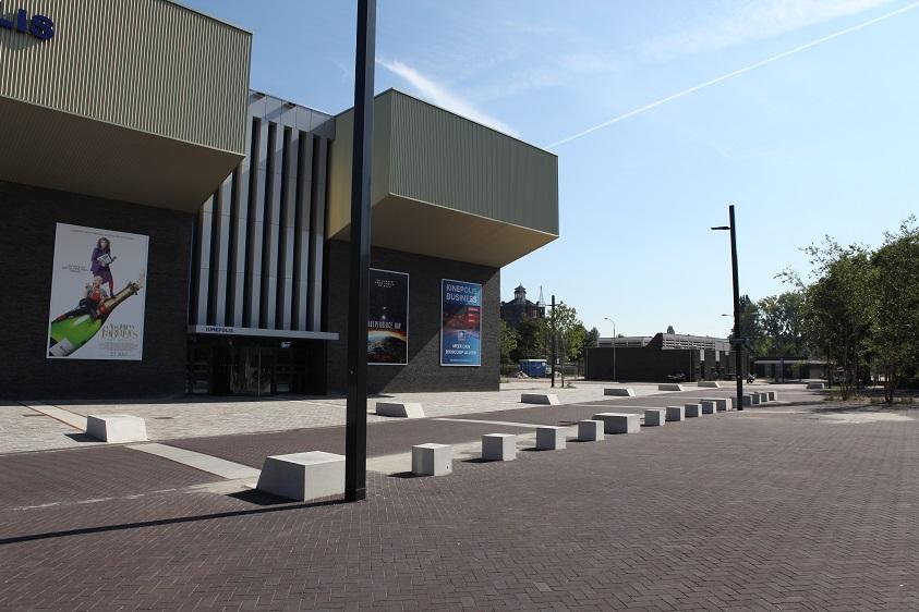 betonplaten met brede rand dordrecht