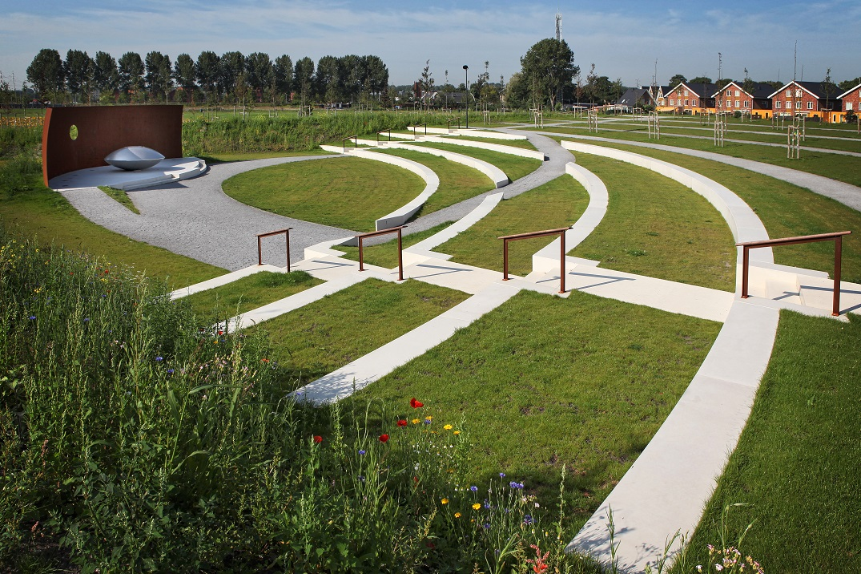MH17 monument amphitheater